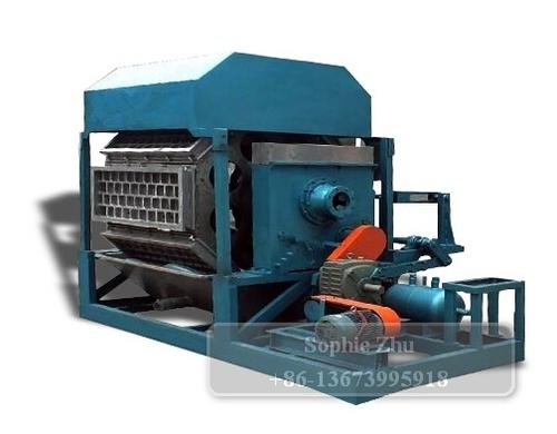 Paper Egg Tray Machine