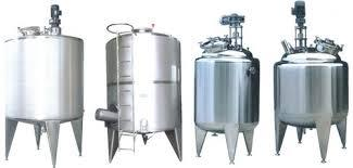 Storage And Mixing Tanks