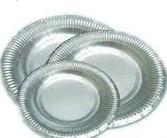 Paper Dish Plate in  Nacharam