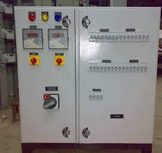 Distribution Panel With Automatic Power Factor Panel