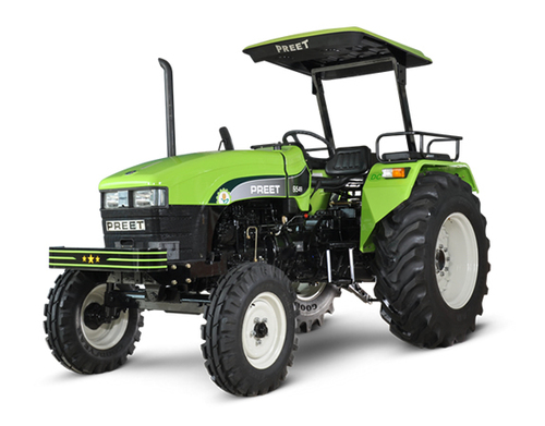 PREET 4549 45 HP 2WD Agricultural Tractor