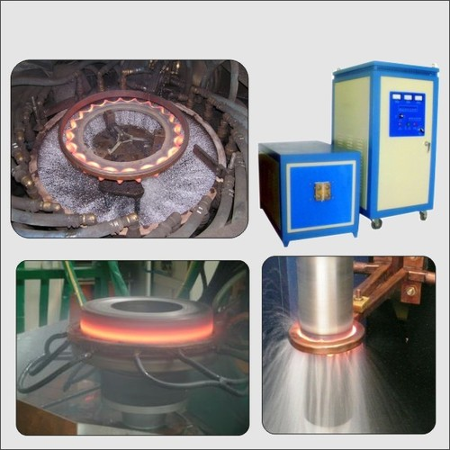 120kw Customized Environment Protection Small Type Induction Heating Machine For Hardening