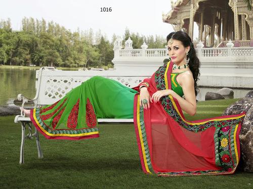 Printed Stylish Saree