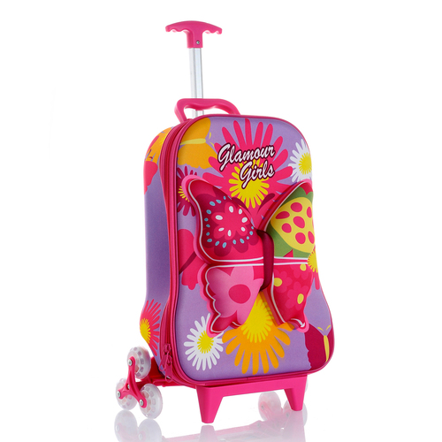 3D Butterfly Trolley Bags for Kids by T-Bags in Heggana Halli ...