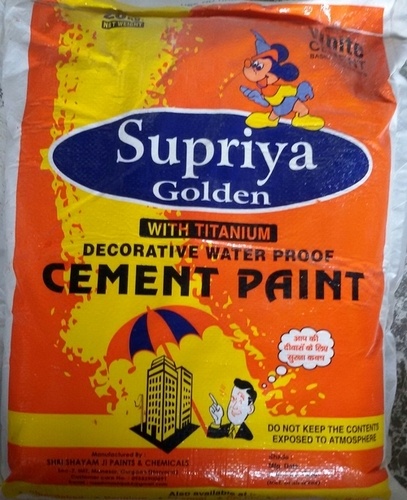 Decorative Waterproof Cement Paint in  Sector-7 (Imt-Manesar)