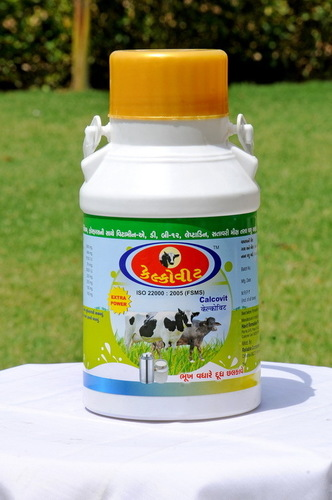Cattle Feed Supplements in   Dist. Gandhinagar