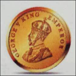 King Gold Coin