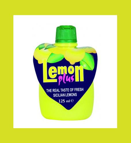 Lemon Plus Juice (125ml)