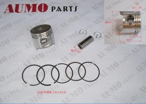 Motorcycle Piston Ring (ME021000-0130)