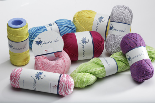Cotton Mercerised Knitting Yarn
