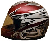 MPS Uno Motorcycle Helmets