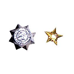 Cap Badges in  New Area