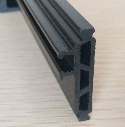 Glass Thermal Break : Glass fibre reinforced polyamide thermal barrier profile