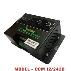Solar Charge Controller (CCM12 2420) in  4-Sector