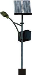 Solar Street Light 9 W in  4-Sector