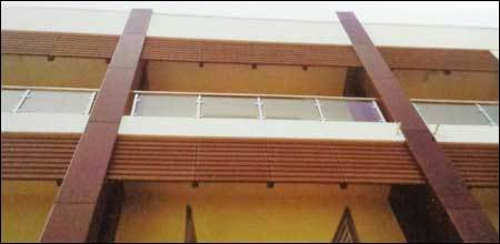 Wood Louvers in  Kotturpuram