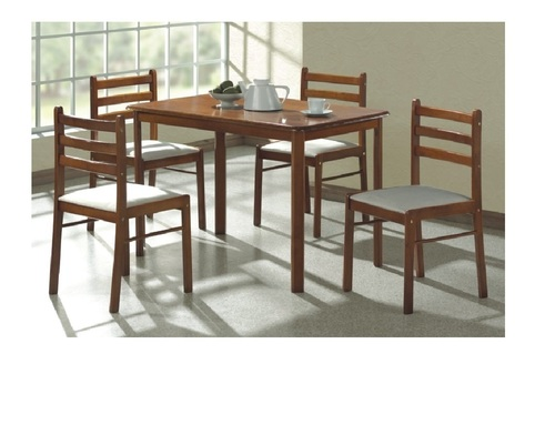 Malaysian Rubber Wood Dining Table