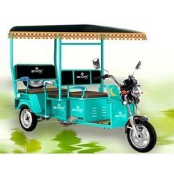 Eco-Friendly Battery Rickshaw