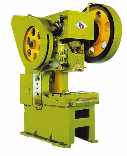 J21S 16 Ton Deep Throat Plate Punching Machine