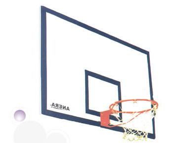 Basketball Laminated Play Board
