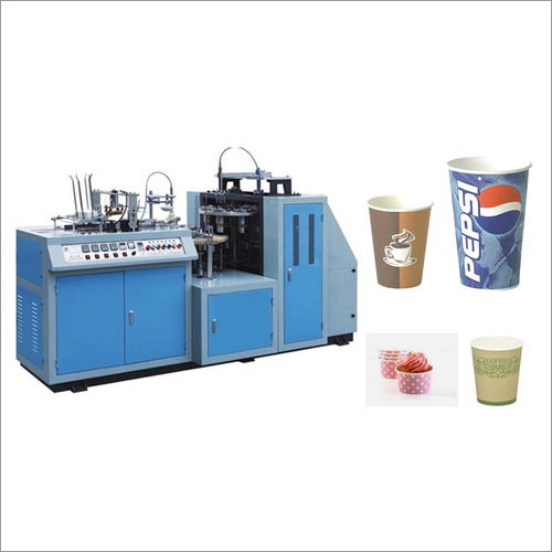 Industrial Paper Cup Making Machine