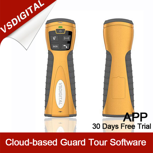 Realtime GPRS Guard Tour System