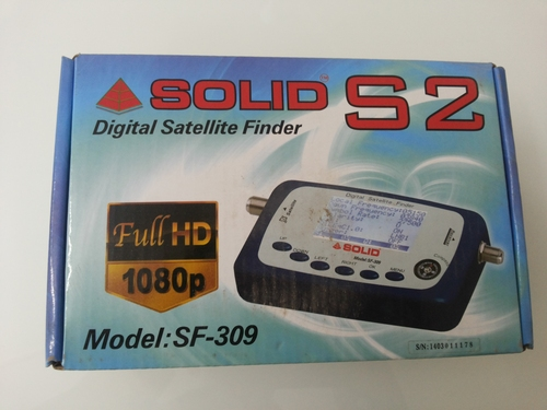 Digital Satellite Finder