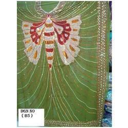 Captivating Designs Perlaz Boubou Fabric in  Chembur