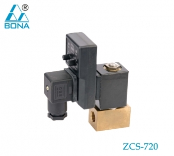 ZCS-720 Solenoid Valve For Water Supply And Drainage