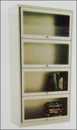 Metal Book Case