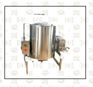 Gas And Electric Bulk Cooker (Steam Cooking Vessel)