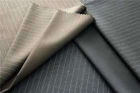 Wool Blended Polyester Fabric