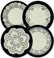 Fancy Paper Plate