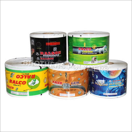 Cycle Tube Packaging Pouches in  Industrial Area - A