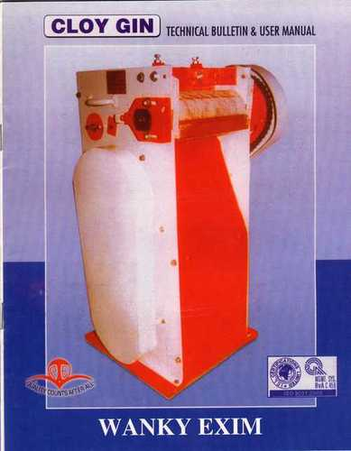 cotton machine manufacturers