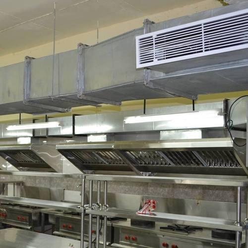 Commercial Kitchen Exhaust System In Bengaluru, Karnataka