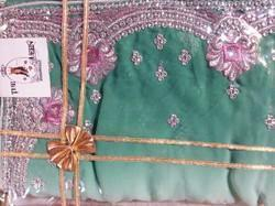 Double Color Shade Sarees