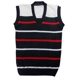 Casual Sleeveless Knitted Sweaters in  Basti Jodhewal