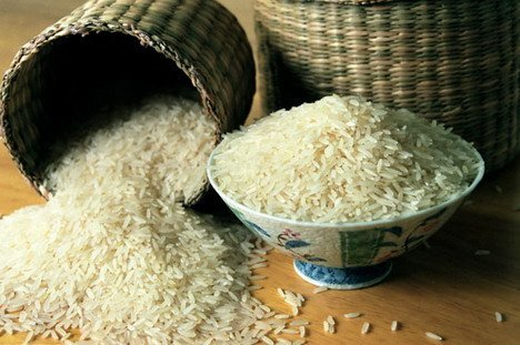 Thai Parboiled Rice in   Chinthamani Bazar