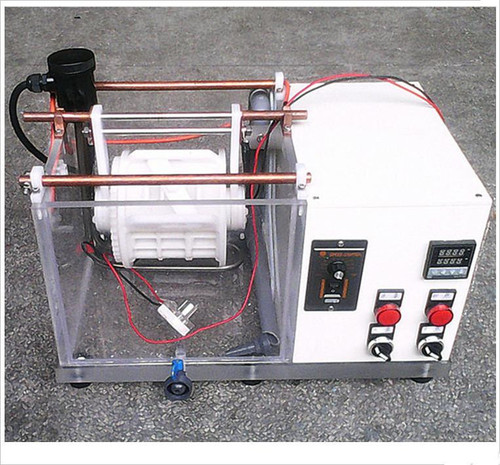 Barrel Electroplating Machine For Lab In Dongguan