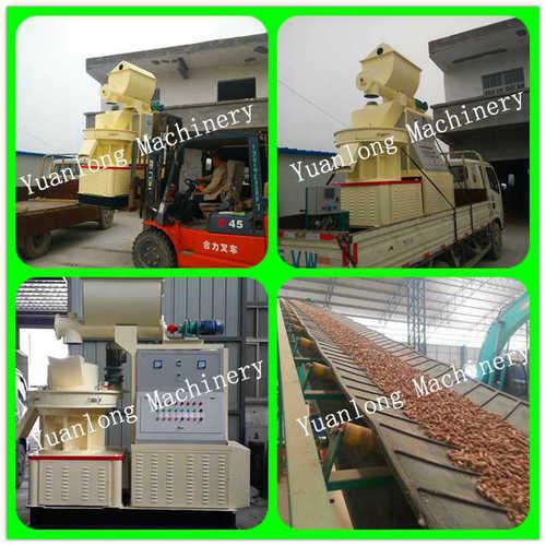 Biomass pellet mill in zhengzhou henan yuanlong