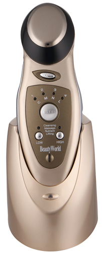 Galvanic Ion And Ultrasonic Wave Massager
