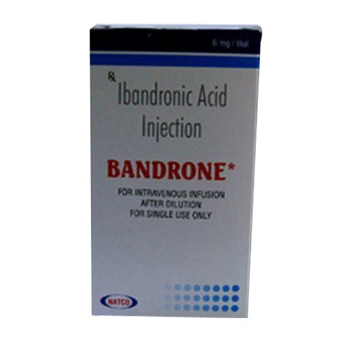 Bandrone Ibandronic Acid Injection in  Dadar (E)