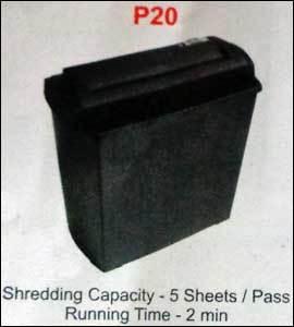 Shredder (P20) in  Koyambedu
