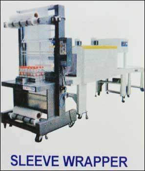 Sleeve Wrapper Machine in  Ayanavaram