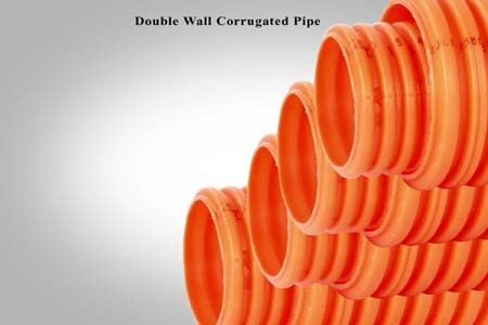 Double Wall Corrugated Pipe in  Sion (W)
