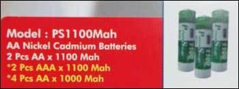 AA Nickel Cadmium Batteries
