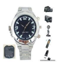 Spy Watch Camera For Long Recording