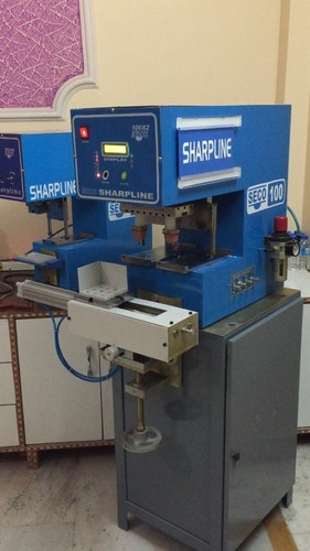 Double Colour Pad Printing Machine