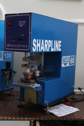 Motorized Pad Printing Machine in  5-Sector - Rohini